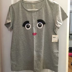 Kate spade broome street monster tee size s nwt